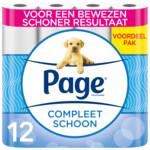 2x Page Toiletpapier Compleet Schoon