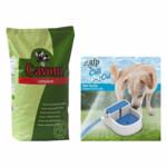 Cavom Compleet Hondenvoer & Afp Waterbak Pakket