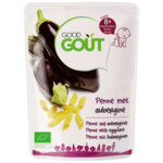 Good Gout BIO Maaltijd Baby Penne Aubergine