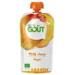 Good Gout BIO Fruit Puree Baby Mango