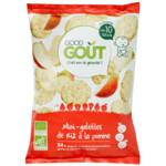 Good Gout BIO Snack Baby Rijstwafel Appelsmaak