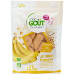 Good Gout BIO Snack Baby Crackers Banaansmaak