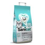 Sanicat Kattenbakvulling Clumping White   20 liter