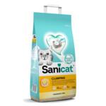 Sanicat Kattenbakvulling Clumping   10 liter