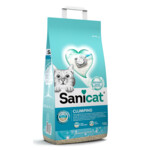 Sanicat Kattenbakvulling Marseille Soap  10 liter