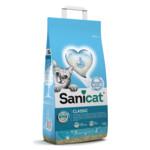 Sanicat Classic Kattenbakvulling Marseille Soap  10 liter