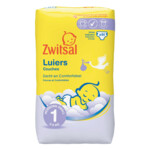 3x Zwitsal Luiers New Born