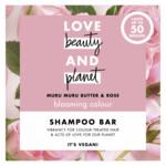 Shampoo Bar Muru Muru Butter & Rose Blooming Colour