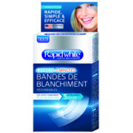 Rapid White Whitening Strips