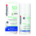 Ultrasun Zonnebrand Body Mineral Ultra Sensitive Skin SPF 50