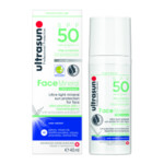Ultrasun Zonnebrand Face Mineral SPF 50