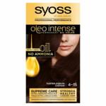 Syoss Oleo Intense 4-15 Kastanje Bruin Haarverf