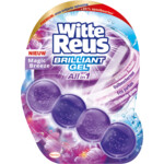 Witte Reus Toiletblok Brilliant Gel Magic Breeze