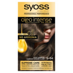 Syoss Oleo Intense 5-54 Licht Asbruin