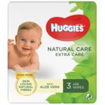 Huggies Billendoekjes Natural Care Extra Care