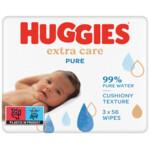Huggies Billendoekjes Pure Extra Care 99% Water