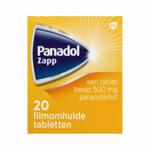 Panadol Zapp 500 mg