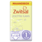 Zwitsal Luiers Maandbox New Born Small Maat 1