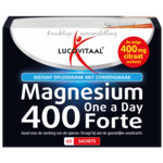 Lucovitaal Magnesium 400 Forte One a Day