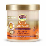 African Pride Leave-In Deep Conditioner Shea Butter Miracle