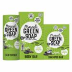 Marcel's Green Soap Plastic Vrije Verzorging Tonka & Muguet Pakket Pakket