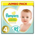 Pampers Premium Protection Luiers Maat 4 (9-14 kg)