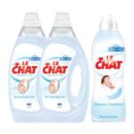Le Chat Wasmiddel Gel Sensitive & Wasverzachter Dermo Comfort Pakket