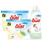Le Chat Wasmiddelcapsules Sensitive Duo & Wasverzachter Pakket