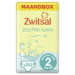 Zwitsal Luiers Maandbox New Born Mini Maat 2