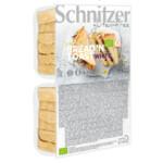 Schnitzer Brood & Toast Biologisch Wit