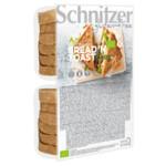 Schnitzer Brood & Toast Biologisch Bruin