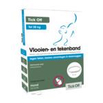 Tick Off Vlooien- en tekenband <25 kg