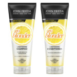 John Frieda Sheer Blonde Go Blonder Shampoo + Conditioner Pakket