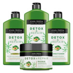John Frieda Detox & Repair Full Pakket