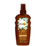 Lovea Dry Oil Spray Zonnebrand SPF20