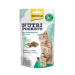 GimCat Nutri Pockets Multi-Vitamin & Kattenkruid