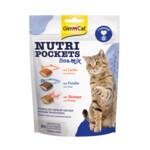 GimCat Nutri Pockets Sea-Mix  150 gr