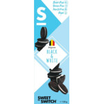 Sweet-Switch Koek Black&White
