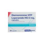 Healthypharm Diareeremmer 2 mg