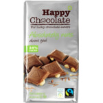 Happy Chocolate Nuts 34% Melk Bio