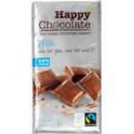 Happy Chocolate 34% Melk Bio