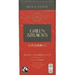 Green en Black Maya Gold Fair Bio