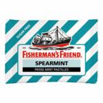 Fishermansfriend Zak Spearmint Suikervrij
