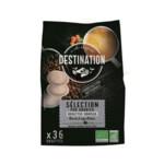 Destination Selection Pads Bio