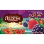 Cellestial Seasonings Wild Berry Zinger Thee