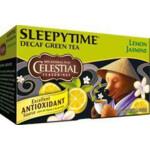 Cellestial Seasonings Sleepy Time Groene Thee Decafe