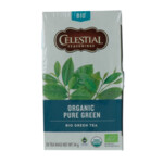 Cellestial Seasonings Organic Pure Green Herb