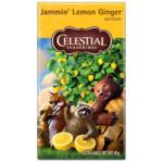 Cellestial Seasonings Lemon Ginger Thee