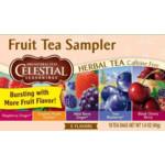 Cellestial Seasonings Fruit Tea Sampler