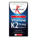 Lucovitaal Vitamine K2 75 mcg